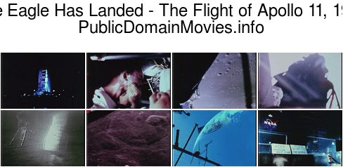 The Eagle Has Landed - The Flight of Apollo 11, 1969