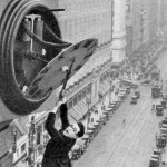 Safety Last!, 1923 film starring Harold Lloyd
