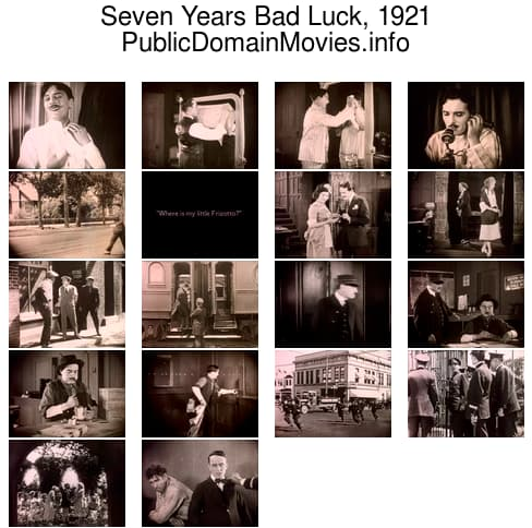 Seven Years Bad Luck