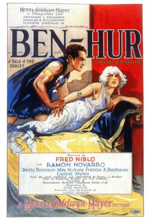 Ben-Hur: A Tale of the Christ, 1925 film