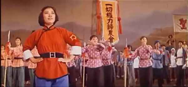 The East Is Red,1965