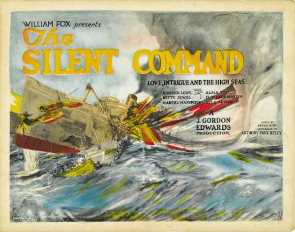 The Silent Command, 1923 featuring Bela Lugosi