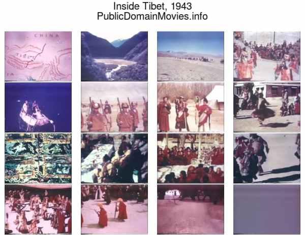 Inside Tibet, 1943