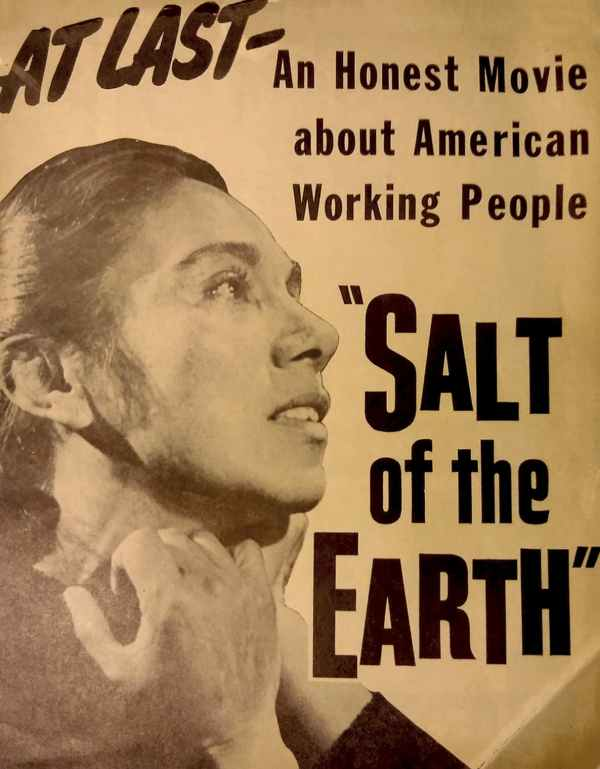 Salt of the Earth, 1954