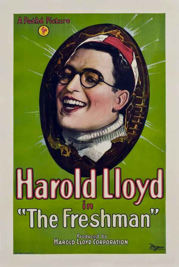 The Freshman, 1925 starring Harold Lloyd