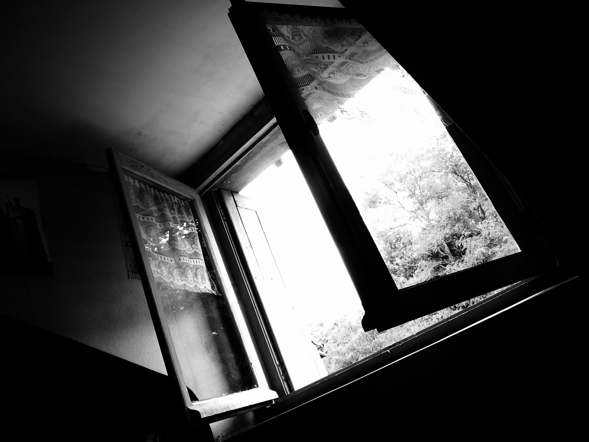 Open Window Free Stock Photo  Public Domain Pictures