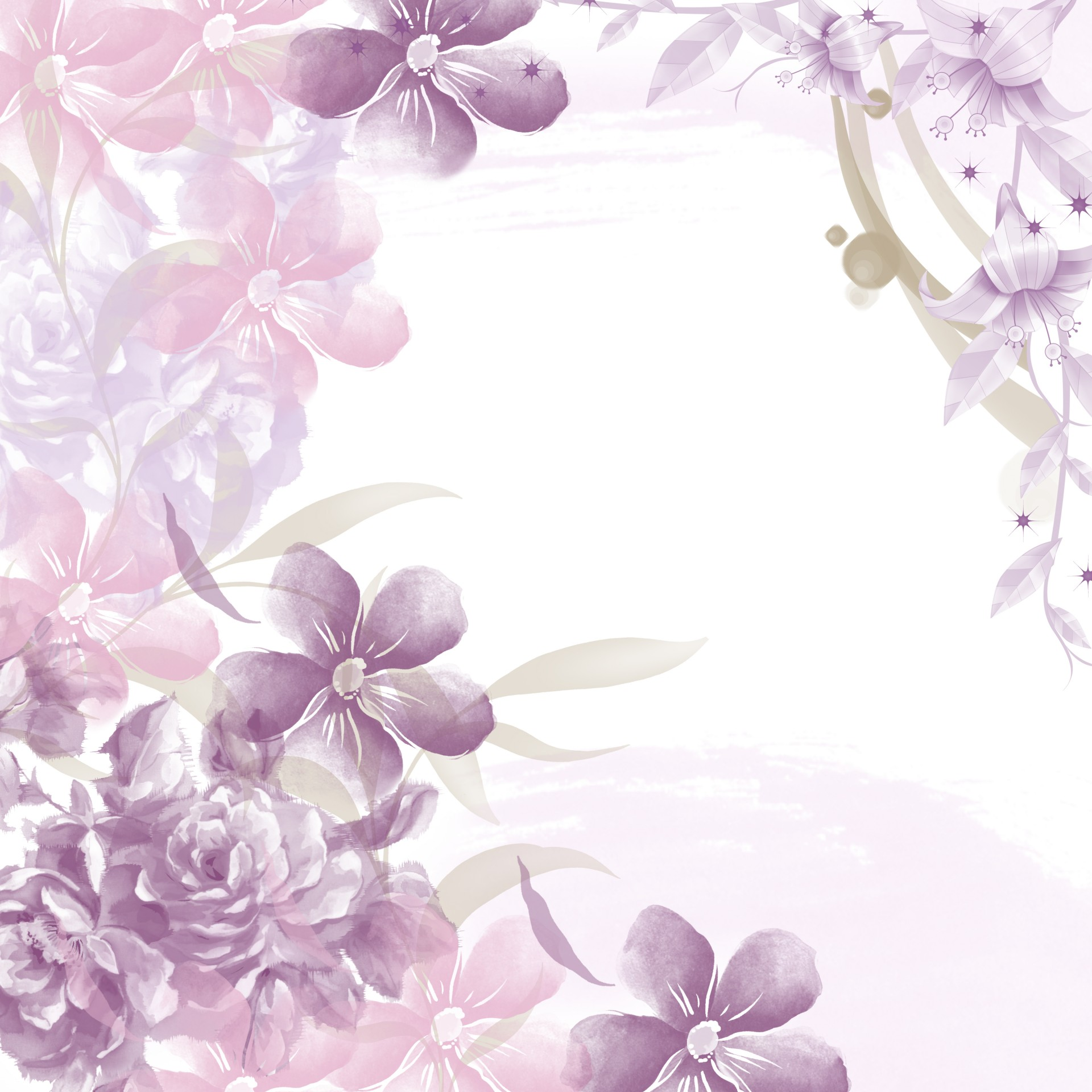 Wallpaper Hd Floral Pink Floral Paper Free Stock Photo Public Domain Pictures