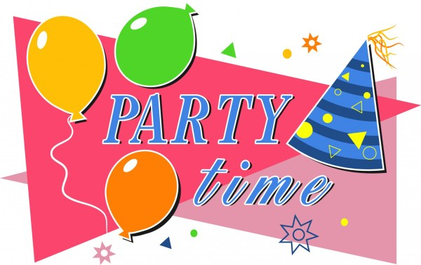 Party Time Free Stock - Public Domain