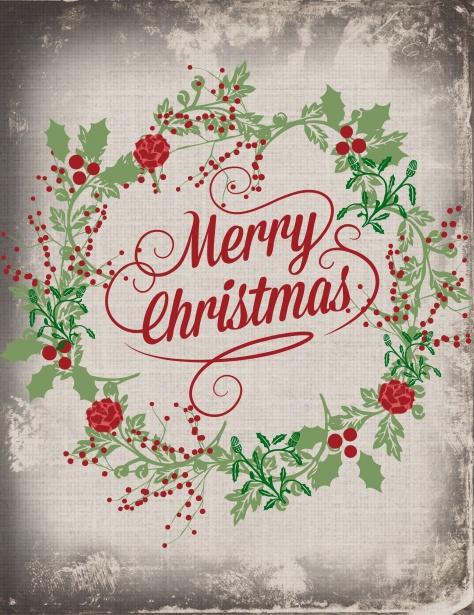 Public Domain Vintage Christmas Images : public, domain, vintage, christmas, images, Vintage, Christmas, Greeting, Stock, Photo, Public, Domain, Pictures
