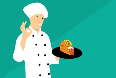 Taco chef cartoon Kitchen Free Stock Photo Public Domain Pictures
