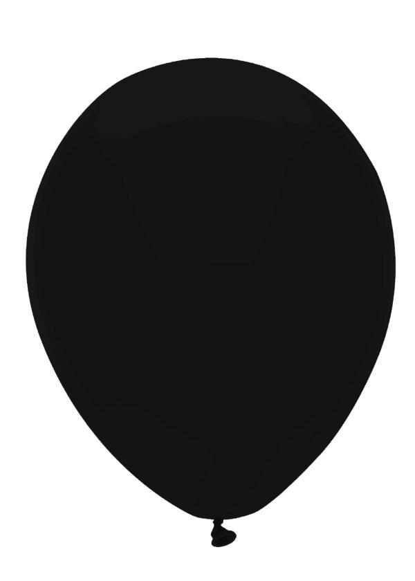 black balloon free stock