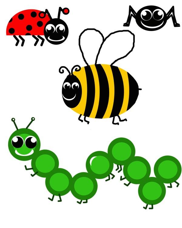 bug clip art free stock