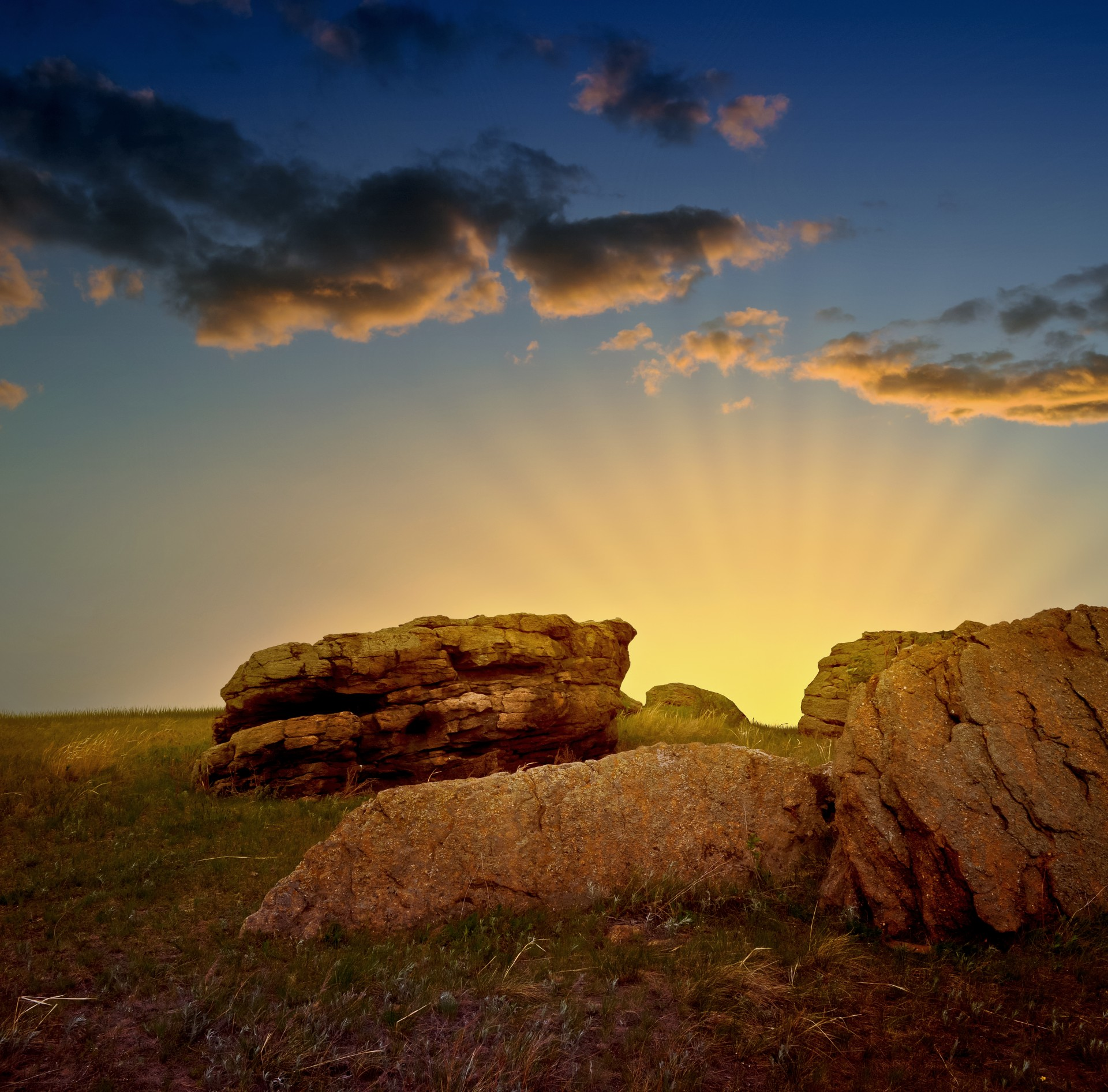 Sea Sunset Wallpaper Hd Rocks At Sunset Free Stock Photo Public Domain Pictures