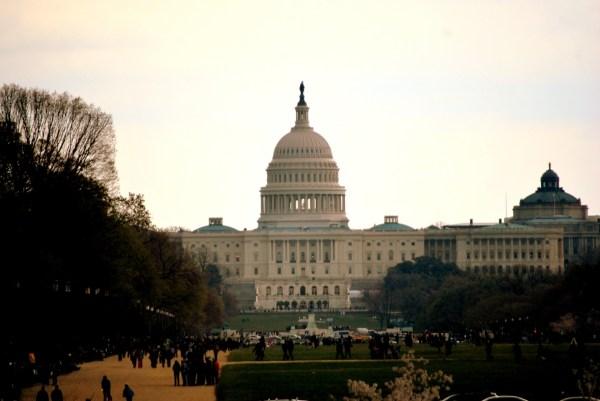 Capitol Building Free Stock - Public Domain