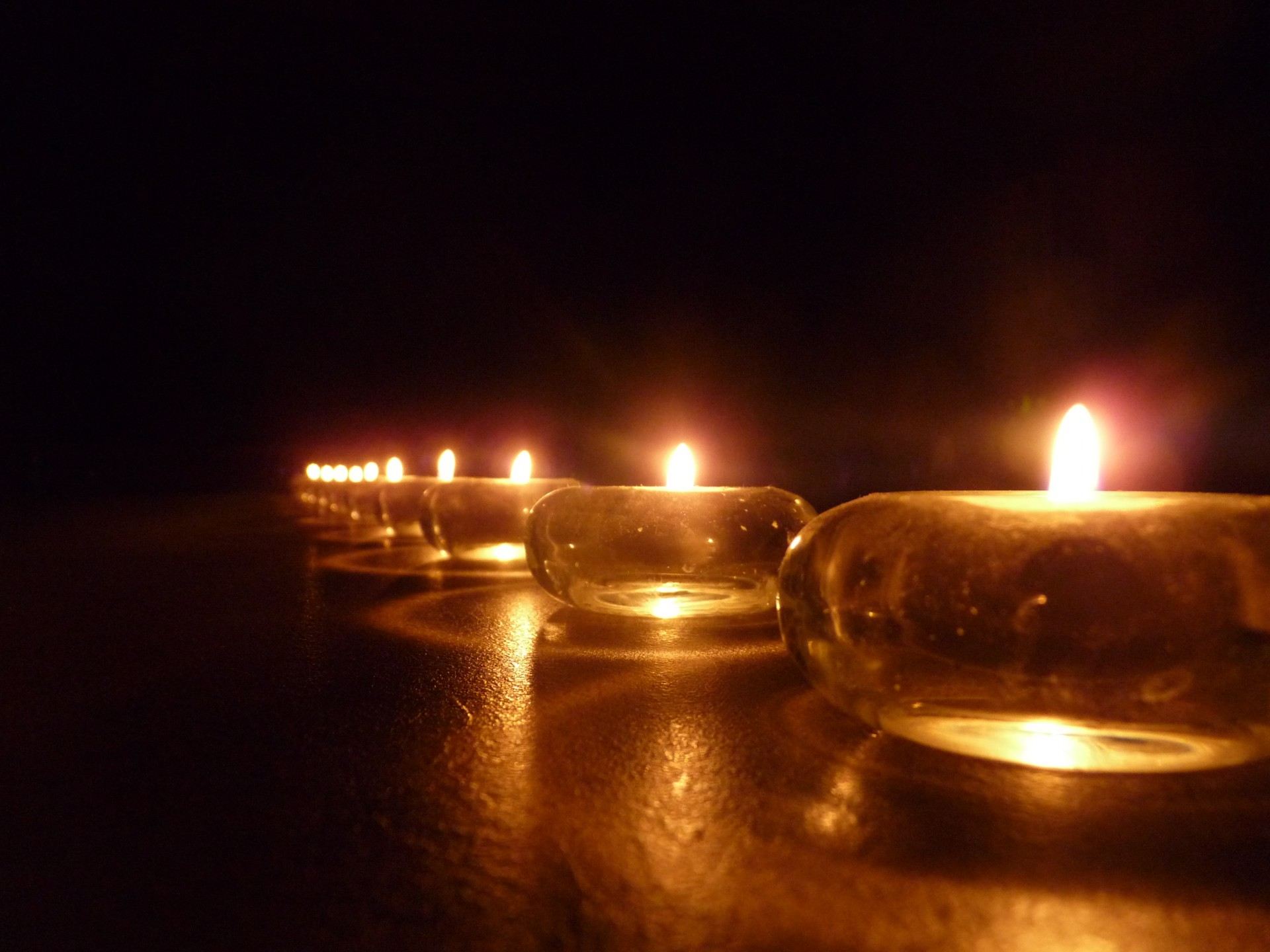Candle Line Free Stock Photo  Public Domain Pictures