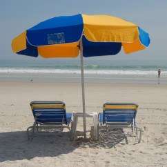 Beach Chairs And Umbrellas Pictures Walmart Patio Table Umbrella Free Stock Photo Public Domain