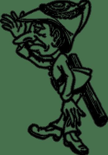 Pramuka Vector Png : pramuka, vector, Scout, Public, Domain, Vectors
