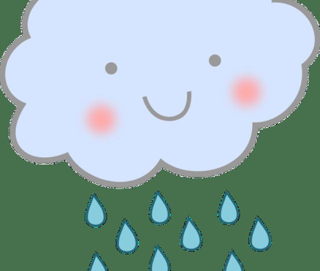 Cartoon Cloud Image Public Domain Vectors