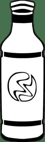 Mewarnai Gambar Botol : mewarnai, gambar, botol, Bottle, Vector, Public, Domain, Vectors