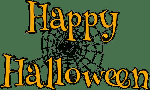 Happy Halloween Public domain vectors