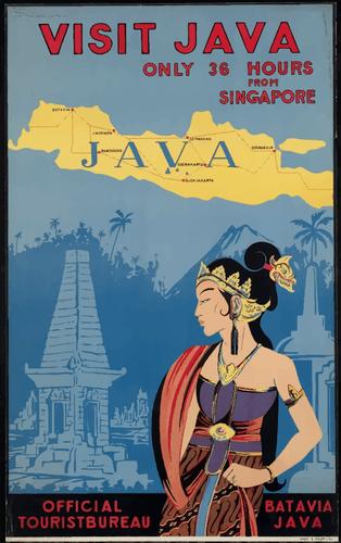 Pulau Jawa Vector : pulau, vector, Visit, Island, Public, Domain, Vectors
