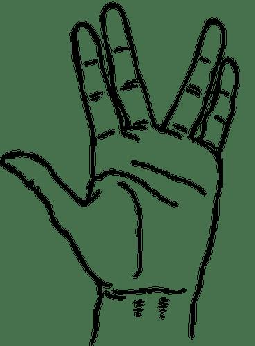 popkultur-handzeichen public