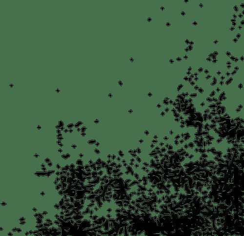 Grunge sudut  Domain publik vektor