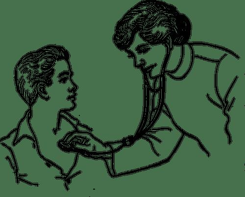 ✓ Terbaru Gambar Dokter Perempuan Kartun Hitam Putih