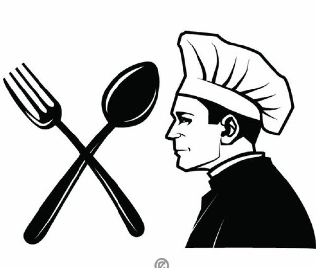 Restaurant Chef Vector Graphics