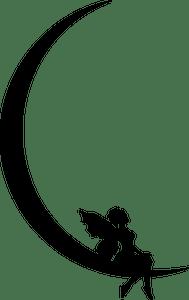Bulan Sabit Vector : bulan, sabit, vector, 10893, Vector, Public, Domain, Vectors