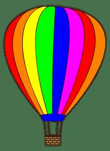 Gambar Sketsa Balon : gambar, sketsa, balon, Colorful, Balloon, Public, Domain, Vectors