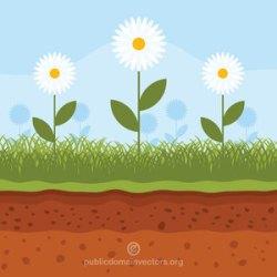 514 garden free clipart Public domain vectors