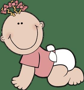 532 bayi clipart gratis  Domain publik vektor