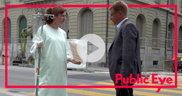 Was sagen Parlamentarinnen und Parlamentarier zu den kranken Medikamentenpreisen?