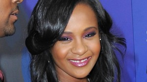 Bobbi Kristina - daughter of Whitney Houston