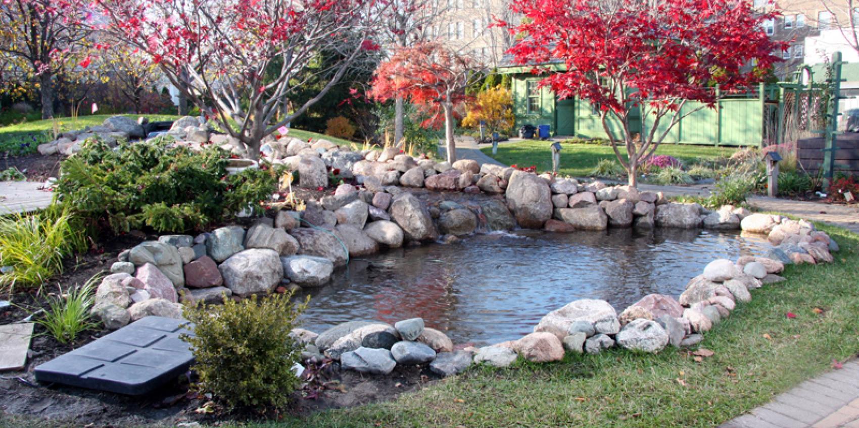 Homes & Gardens Test Garden American Public