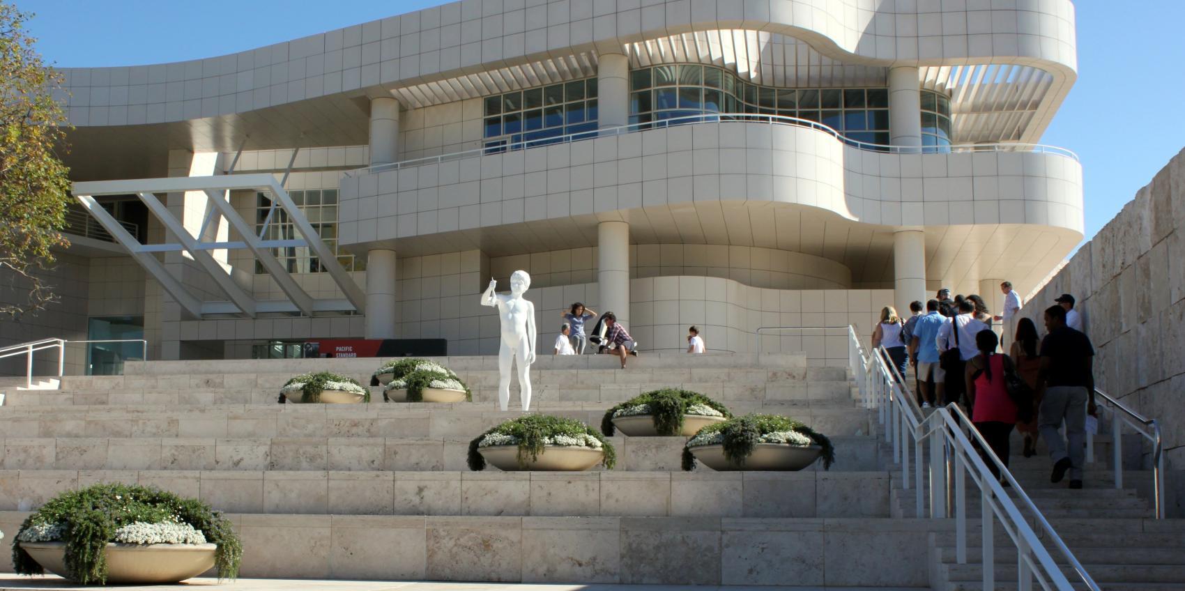 Paul Getty Museum American Public Gardens Association