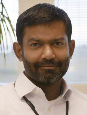 Anand P. Chokkalingam