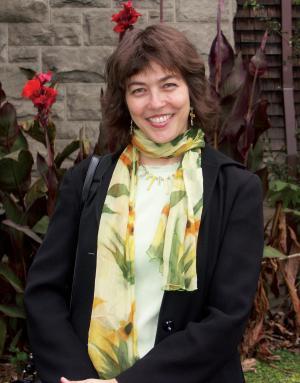 Faculty Headshot for Eva Harris