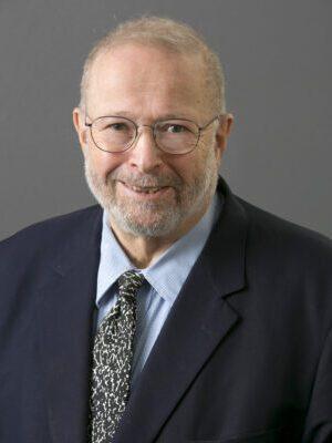Faculty Headshot for Ernest Hook