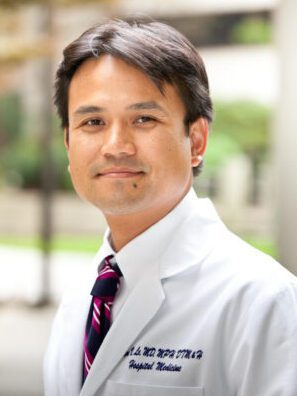 Faculty Headshot for Phuoc Le