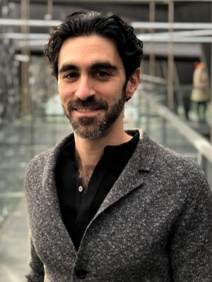 Faculty Headshot for Ziad Obermeyer