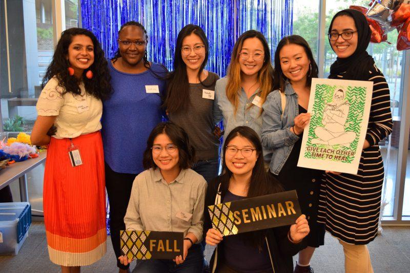Fall and Summer Seminar Networking 2019