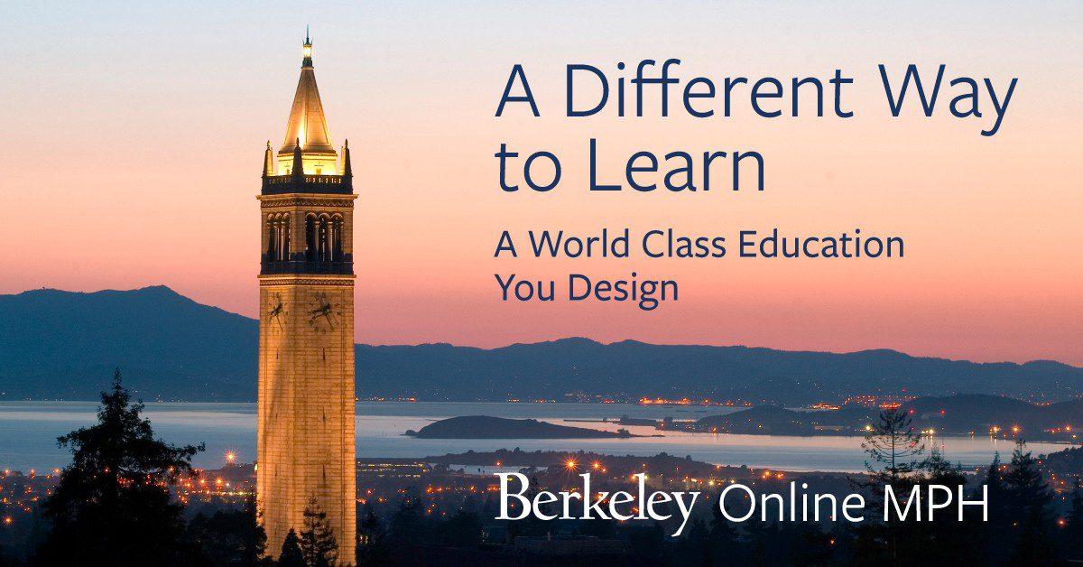 UC Berkeley: Combat public health challenges with an online MPH