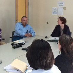 patty meets with cdepi
