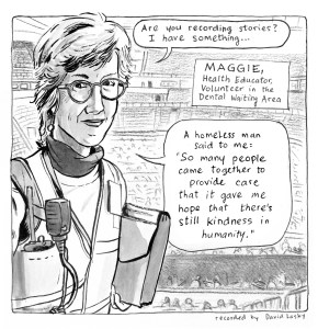 Maggie by David Lasky