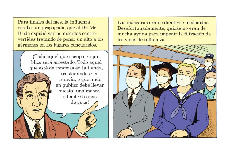 Pandemic 6B en Espanol