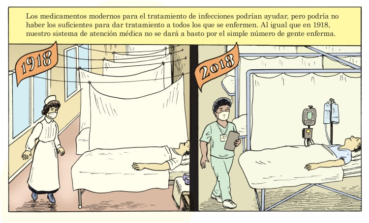 Pandemic Layout 12A en Espanol