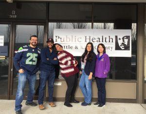 Los Navegadores de atención a la salud en Federal Way