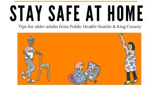 SAFE AT HOME NEWSLETTER